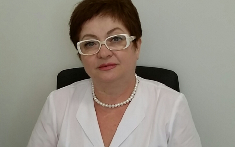 Газимагомедова Светлана Ганиевна