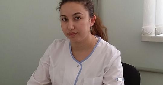 Начаева Сабина Зюльфикаровна
