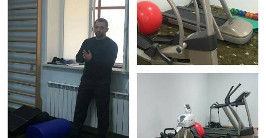 Профессиональная реабилитация в нашей клинике!